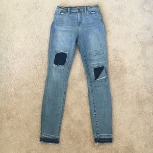 Urban outfitter skinny jeans